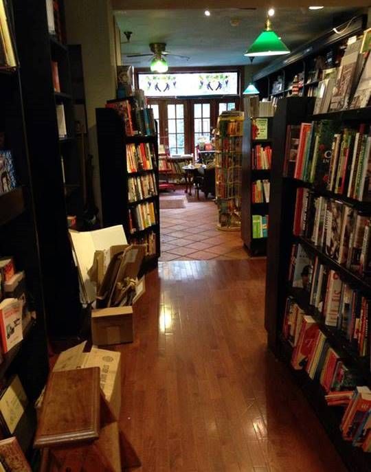 Community bookstore 2